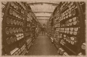Arhiiviuuringud arhiivis