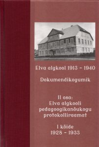 elva-algkool-1913-1940-III-osa-esikaas